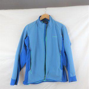 Patagonia women's running/hiking fullzip jacket S